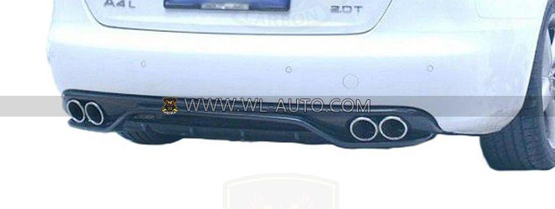奥迪A4 B8普通版后唇 ABT款