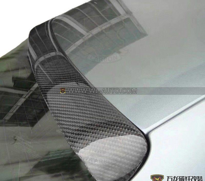 奥迪A4 B8.5顶翼 S款