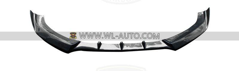 奥迪A4L B8.5运动版S4前唇 刀锋款