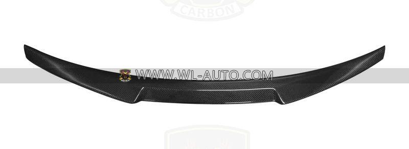 奥迪A4 B9尾翼 刀锋款