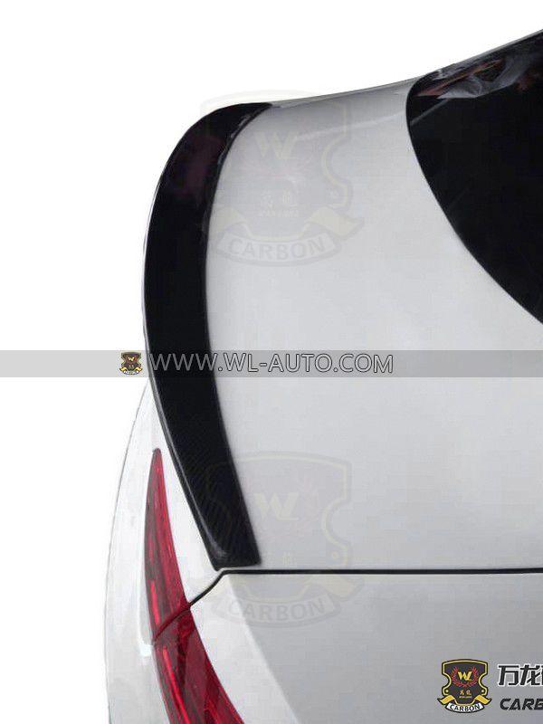 奥迪A5 B8.5两门硬顶 尾翼 S5款