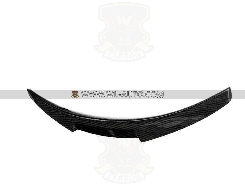 奥迪A6 C7尾翼 刀锋款