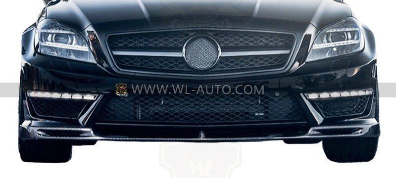 奔驰W218 CLS63前唇 V款