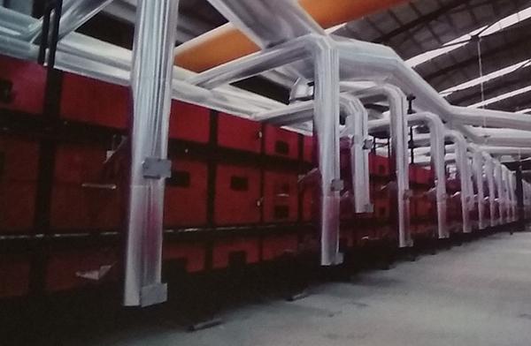 大板薄板生产线