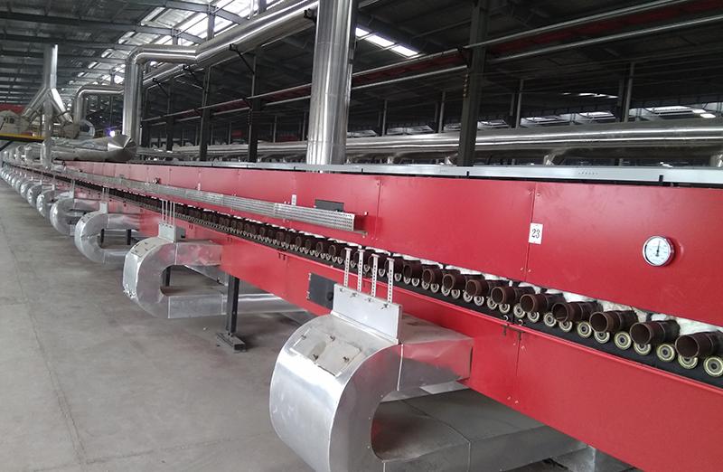 微晶玉石生产线