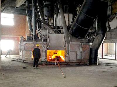 矿热炉锻造铜瓦生产线技改项目可...