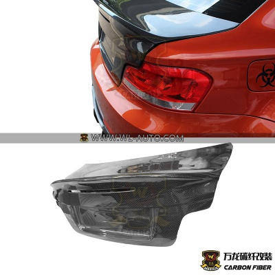 BMW 1M E82 TRUNK LID CLS