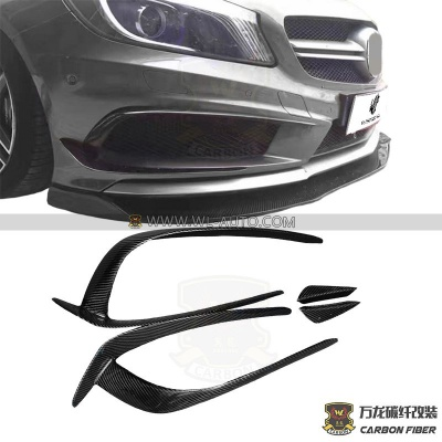 BENZ A45 W176 SIDE AIR VENTS RZ