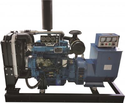 YC50KD-F3-50KW開架工業用發電機組