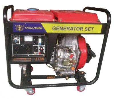 開架款可移動式發電機組