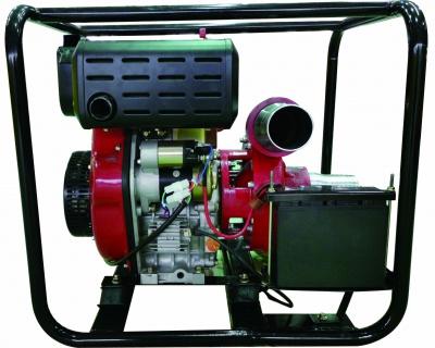 WP80H-柴油鑄鐵高壓水泵機組-3寸