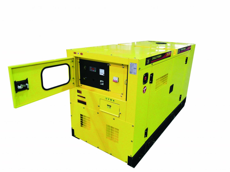 YC30GF3-30KW工業用靜音發電機組