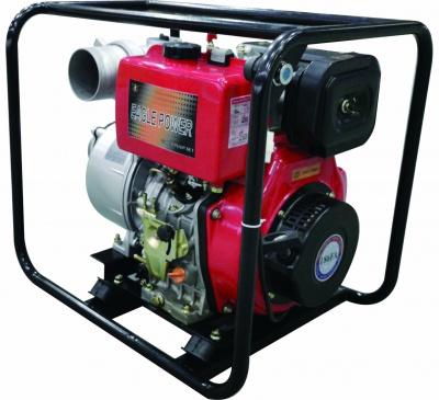 WP100-柴油鋁水泵機組-4寸