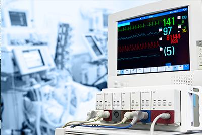 医疗显示器的应用