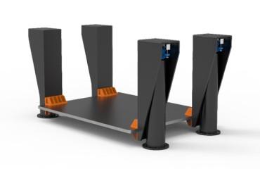 摇篮式减震台架、光学平台