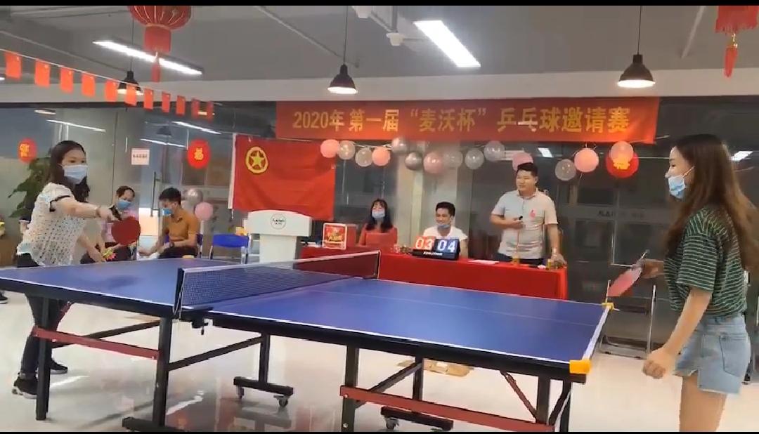 MAIWO PINGPONG GAME 2020