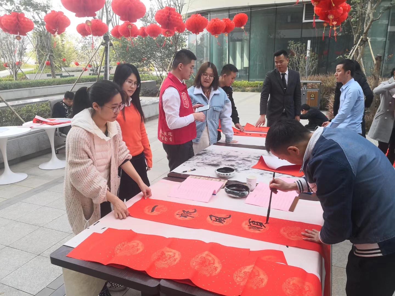 MAIWO Spring Festival scrolls 2020