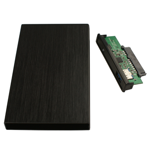 K2501C Aluminum USB3.2 GEN1 to SATA Enclosure