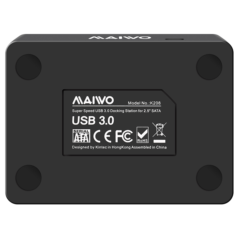 K208 2.5''USB3.0 docking