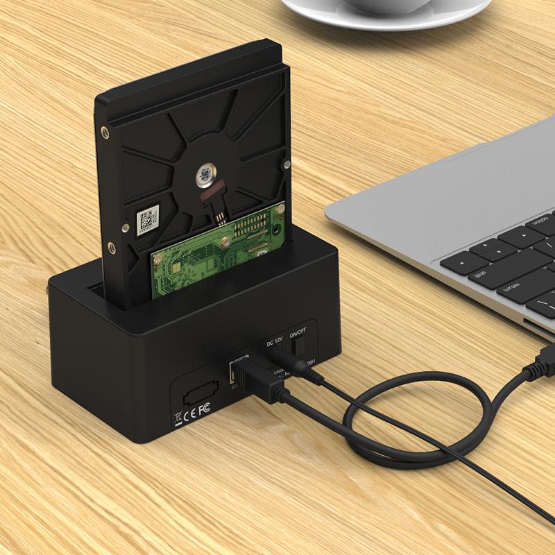 K308H 2.5''/3.5'' USB3.0 docking