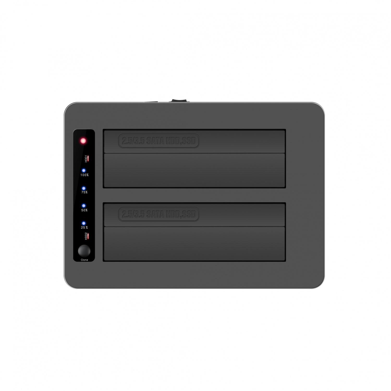 K3082 1:1 USB3.0 Clone docking station
