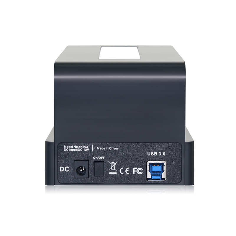 K303U3IS USB3.0 Docking