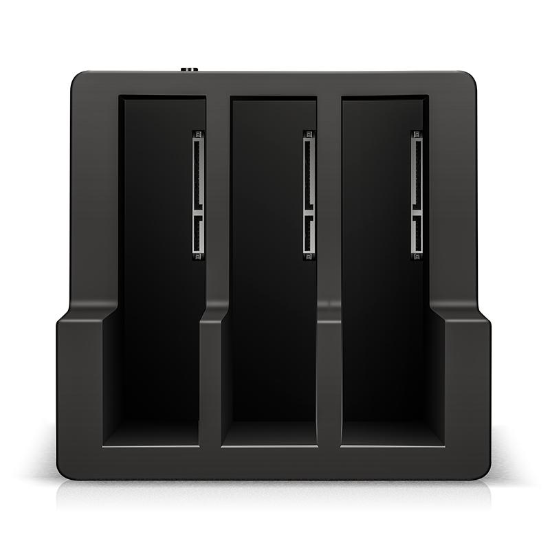 K3093 1:2 USB3.0 Clone Docking station