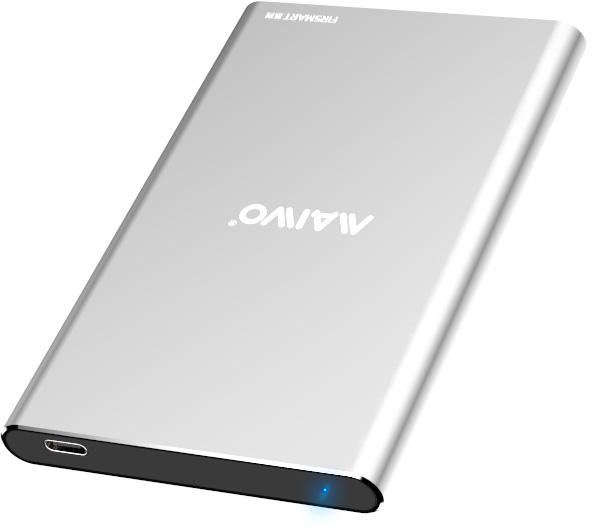 K2520G2 Aluminum TypeC USB3.2 GEN2 External HDD Enclosure