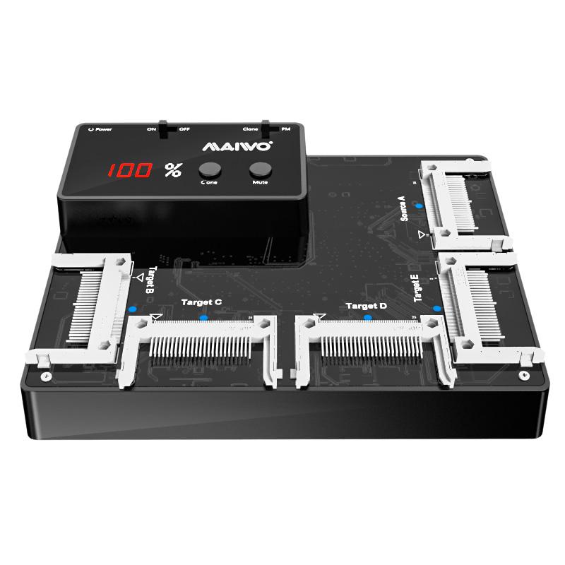 K3015CF 5 Bay CF SSD Duplicator