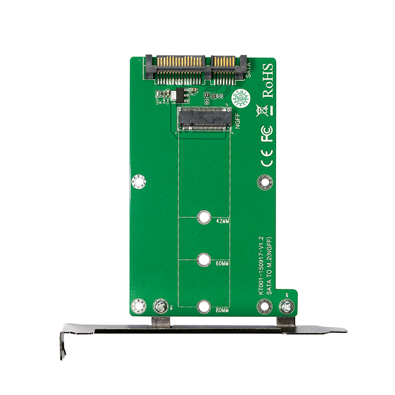 KT001A SATA TO M.2 Card