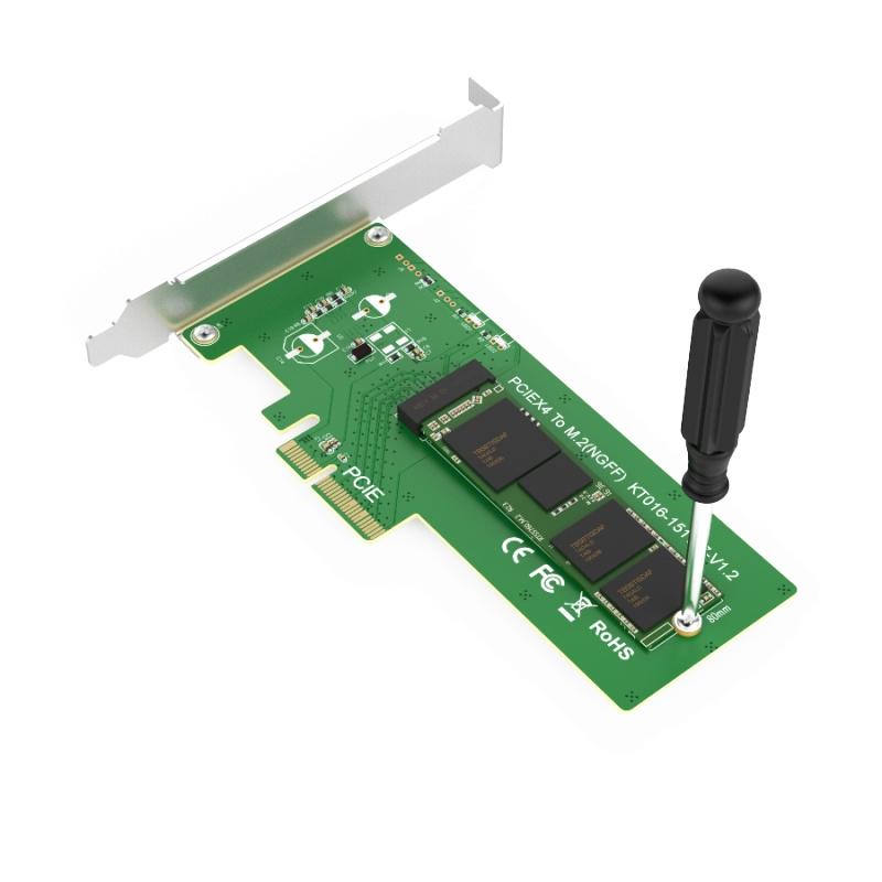 KT016 PCIE TO M.2 PCIe SSD