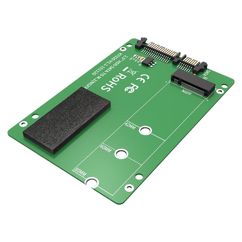 KT020  SATA to M.2(NGFF) SSD