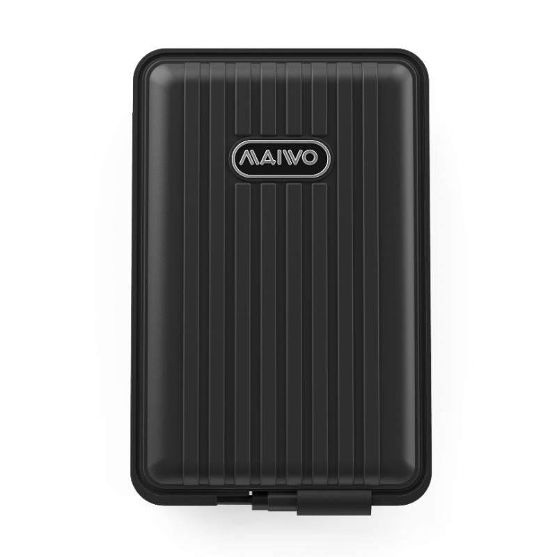 K2529G2 Waterproof TypeC USB3.1 GEN2 External HDD Enclosure