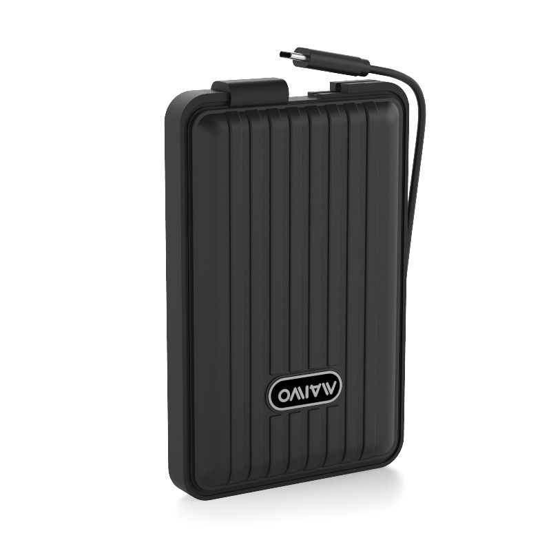 K2529G2 Waterproof TypeC USB3.1 GEN2 External HDD Enclosure