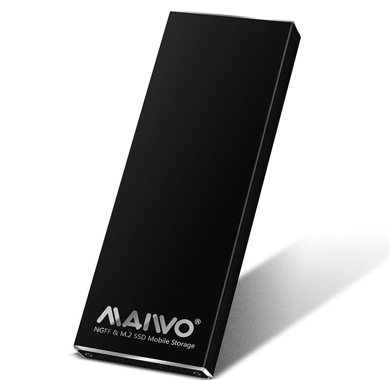 K16N USB3.2 GEN1 TO Single bayM.2(NGFF)SSD Enclosure