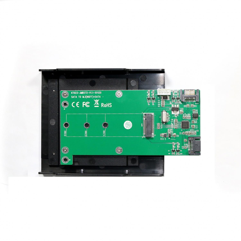 KT023B SATA TO M.2 & SATA Convertor