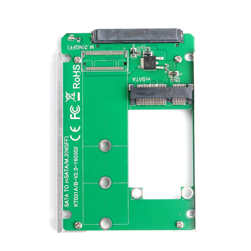 KT031A2 SATA to mSATA SSD