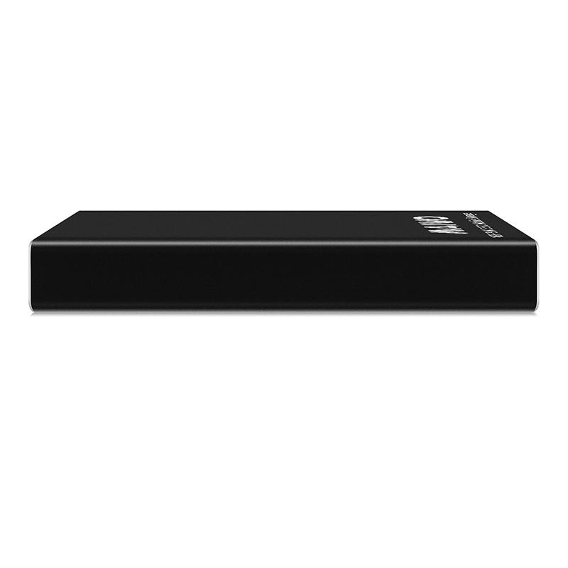 K1942M USB3.2 GEN2 TO Single bay mSATA SSD Enclosure