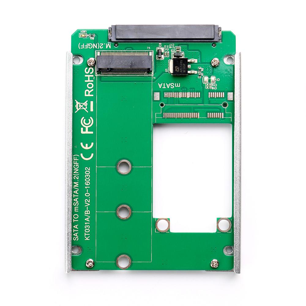 KT031B2 SATA to M.2(NGFF) SSD
