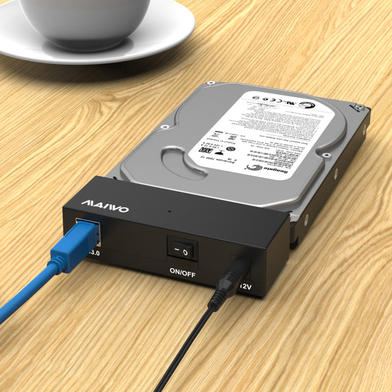 K106 USB3.0 TO SATA Convertor