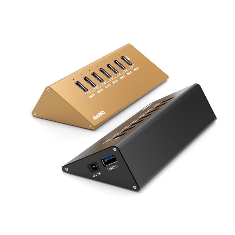 KH107 USB3.0 Hub with 7port