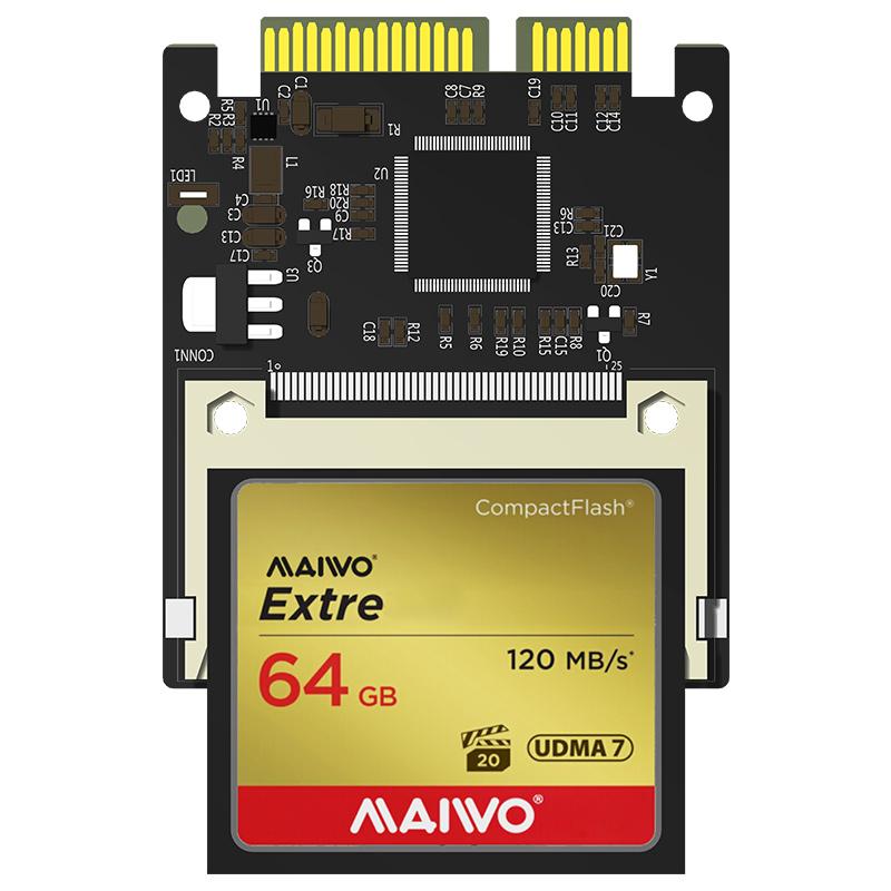KT044 SATA to CF Card Adapter
