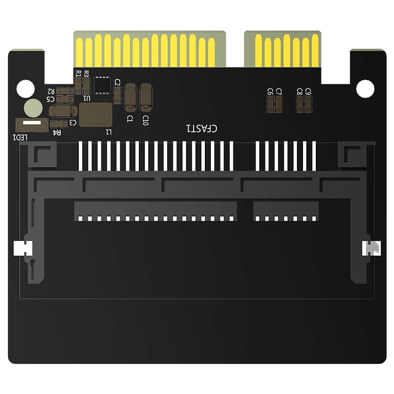 KT045 SATA to CFast Card Adapter