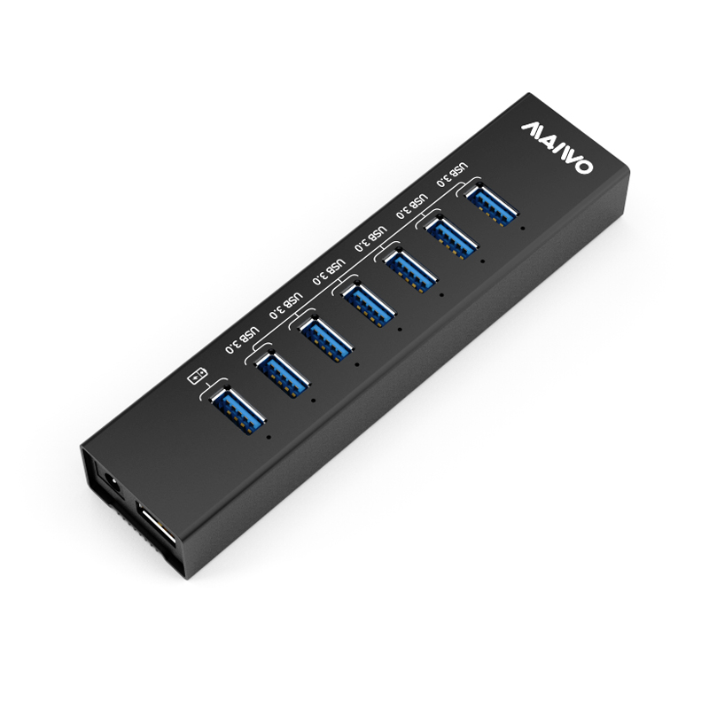 KH207 USB3.0 Hub with 7port
