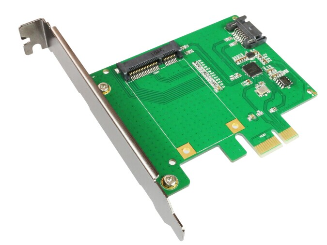 KCSSD1  2-in-1 PCI-e card