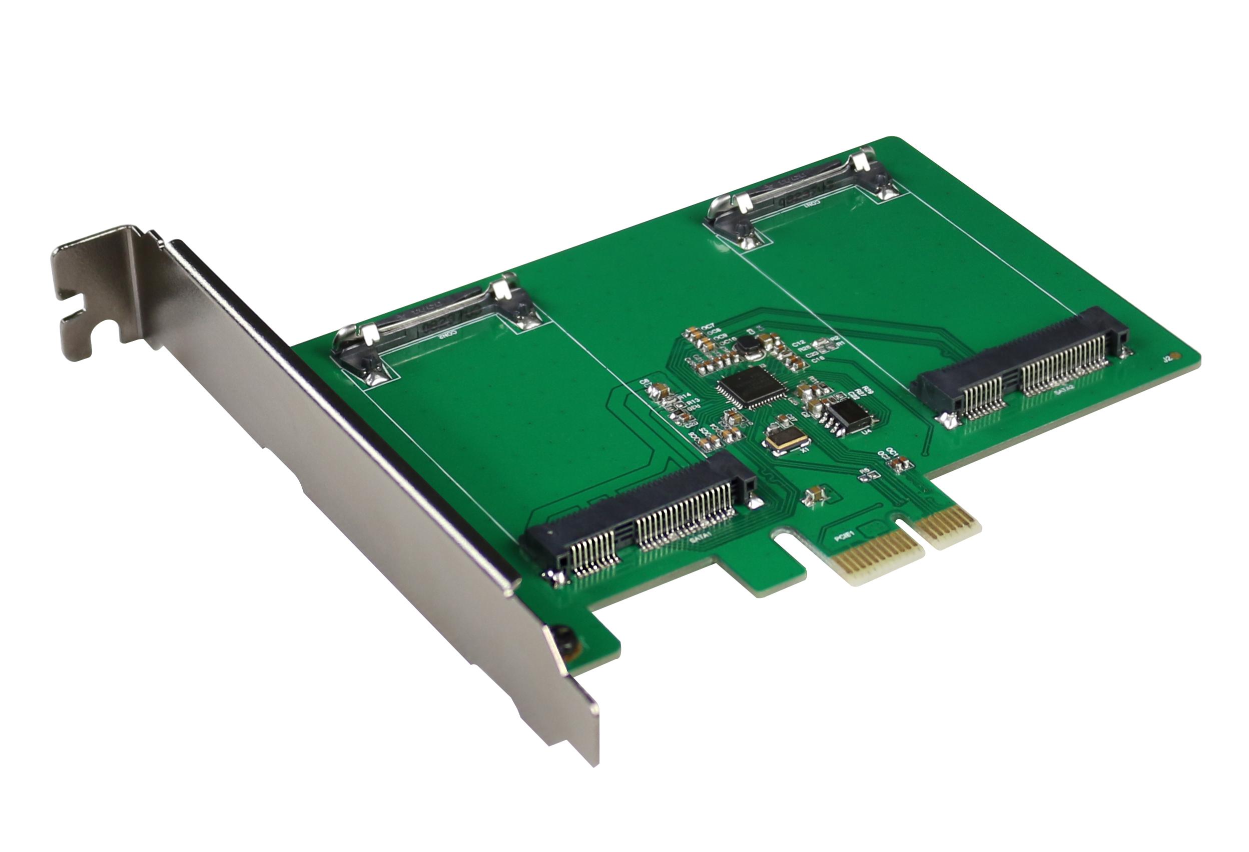 KCSSD2  PCIe 2.0X1 slot