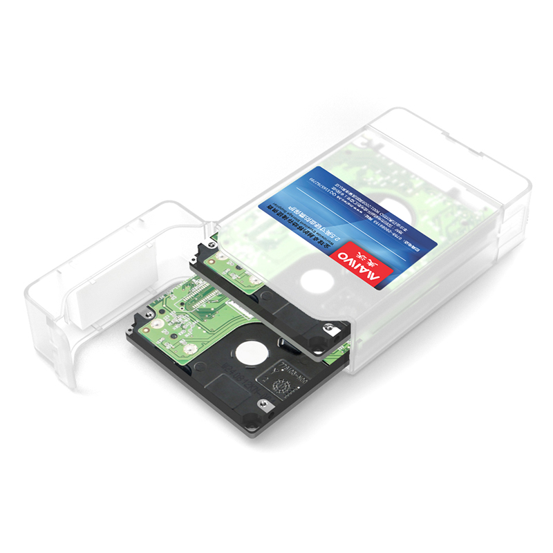 """KP0072 2 Bay 2.5"""" HDD Protective Case"""