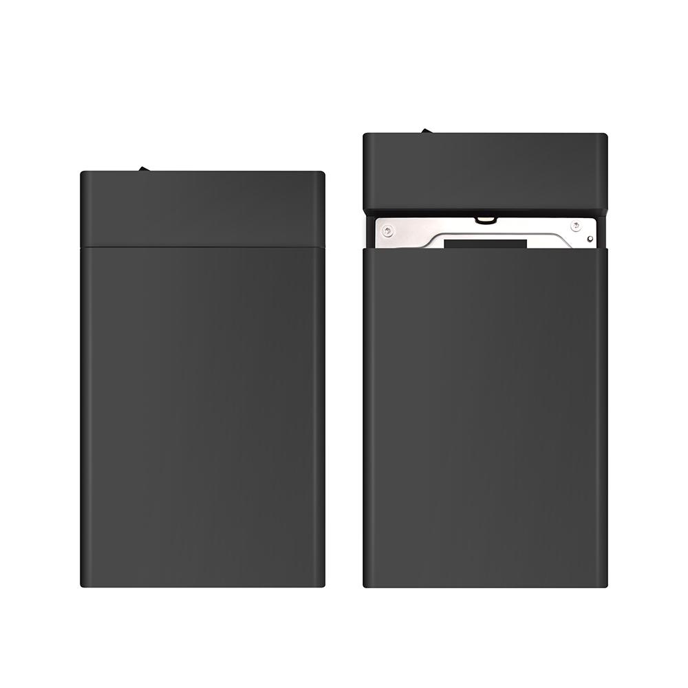 K3568A Slide type USB3.2GEN1  TO SATA Enclosure