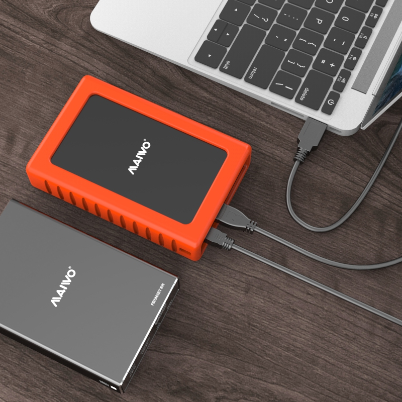 "KS01 2.5"" silicon Protective Box"