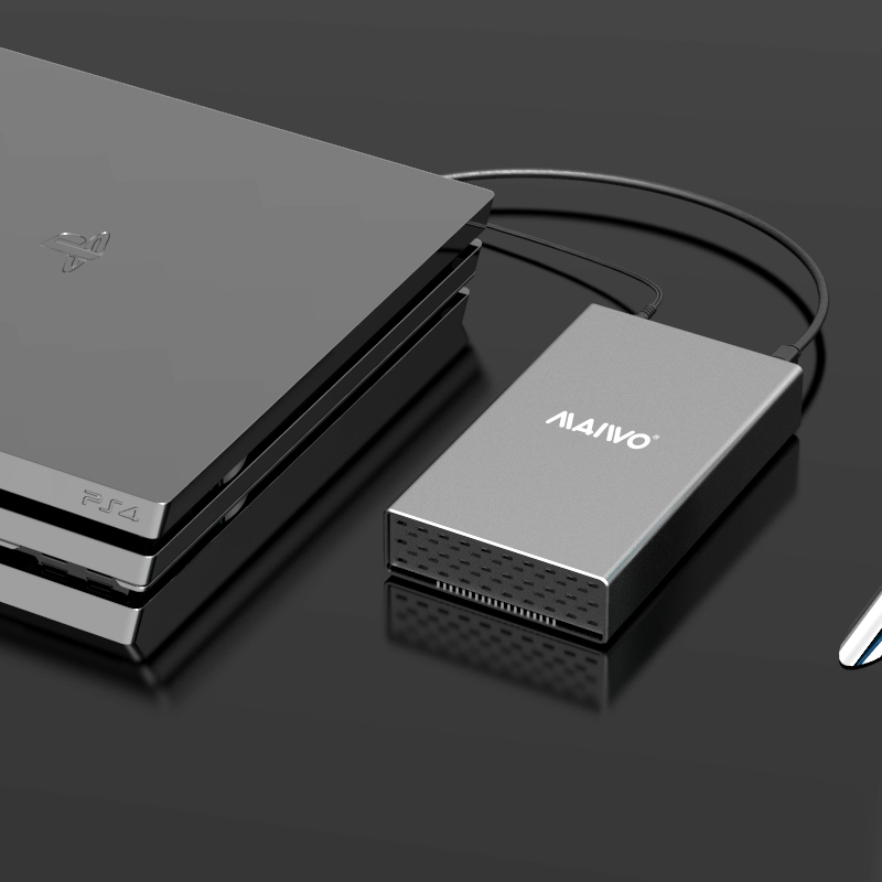 K3527U3 3.5'' single bay USB3.2 GEN1 HDD Enclosure